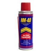 """Смазка """"Жидкий ключ"""" с преобразователем ржавчины NM-40 в аер.упаковці, 200 мл 2"""