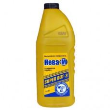 Тормозная жидкость DOT-3 Нева-М 0.455 л