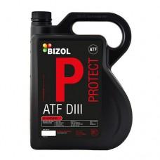 Масло ATF DIII BIZOL 87111 Protect 5 л