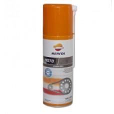 Цепное масло REPSOL MOTO CHAIN DRY 0.4 л