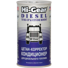 Кондиционер Hi-Gear 3435 DIESEL TIME-UP & CETANE BOOST 0.352 л