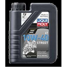 Масло 10w40 4Т LIQUI MOLY 7609 motorbike street 1 л