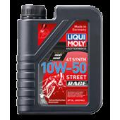 Масло 10w50 4Т SYNTH LIQUI MOLY 3982 motorbike street 1 л
