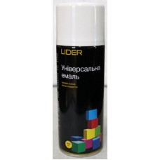 Эмаль Lider 9003 Снежно белый 0.4 л