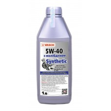 Масло 5w40 VASCO Synthetic 1 л